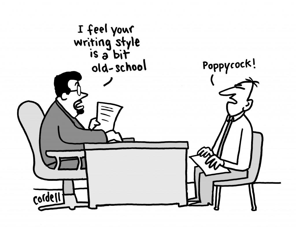 Write copy like you speak